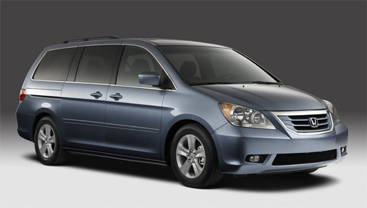 Honda Odyssey Map Updates for Dashboard Navi