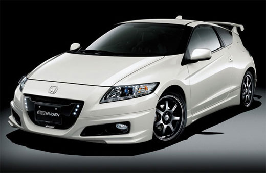 Honda CR-Z Navigation Updates are Available Now