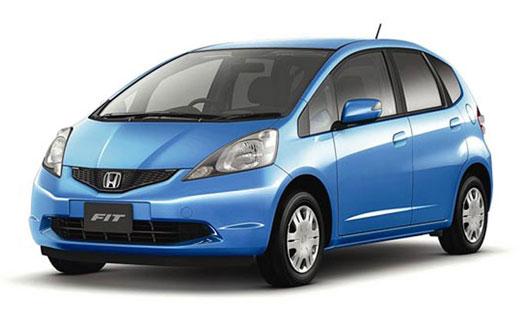 Honda FIt - Get the New Navi DVD Disc