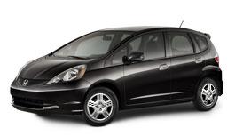 Honda Fit Car