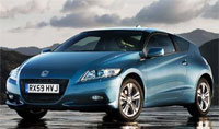 The Honda CR-Z