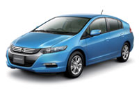 The Honda Insight - Get New Map Updates
